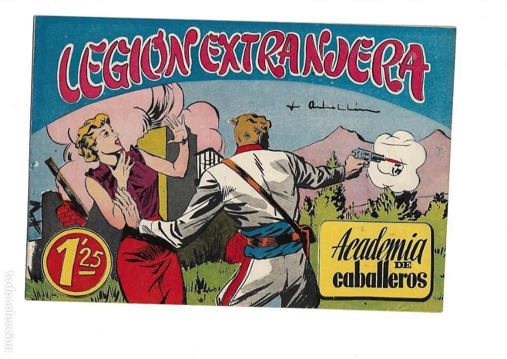 Tebeos: Legión Extranjera, Año 1954 Colección Completa son 22 Tebeos Originales + Almanaque del 1954 dificil - Foto 38 - 146353058