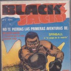 Tebeos: COLECCION COMPLETA BLACK JACK . Lote 146861398