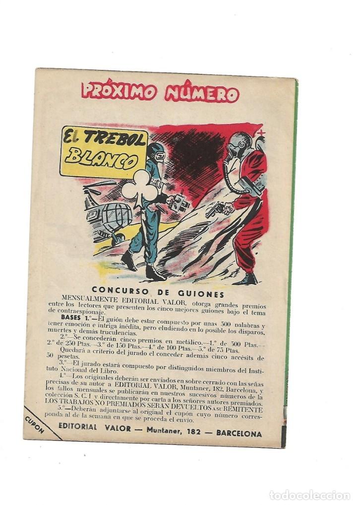 Tebeos: S.C.I. Contraespionaje Americano Año 1954 Colección Completa son 26 Tebeos Originales nunca vista - Foto 19 - 147229250