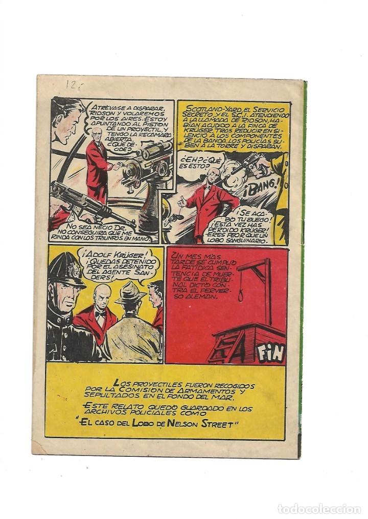 Tebeos: S.C.I. Contraespionaje Americano Año 1954 Colección Completa son 26 Tebeos Originales nunca vista - Foto 29 - 147229250