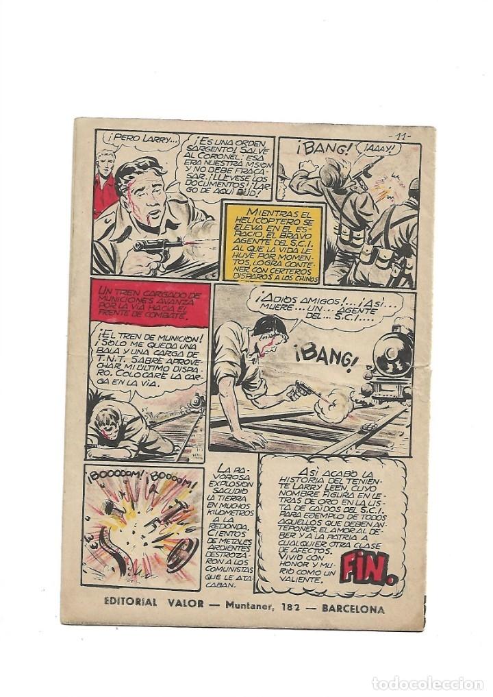 Tebeos: S.C.I. Contraespionaje Americano Año 1954 Colección Completa son 26 Tebeos Originales nunca vista - Foto 31 - 147229250