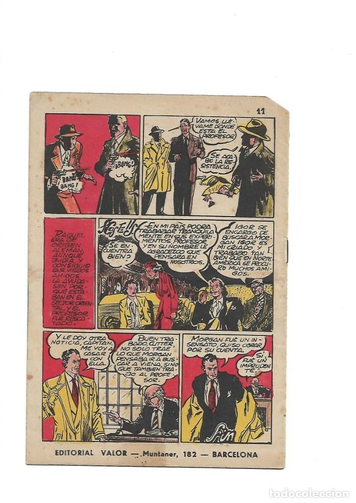 Tebeos: S.C.I. Contraespionaje Americano Año 1954 Colección Completa son 26 Tebeos Originales nunca vista - Foto 37 - 147229250