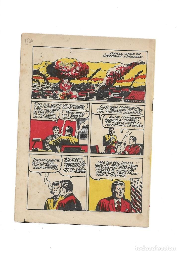 Tebeos: S.C.I. Contraespionaje Americano Año 1954 Colección Completa son 26 Tebeos Originales nunca vista - Foto 45 - 147229250