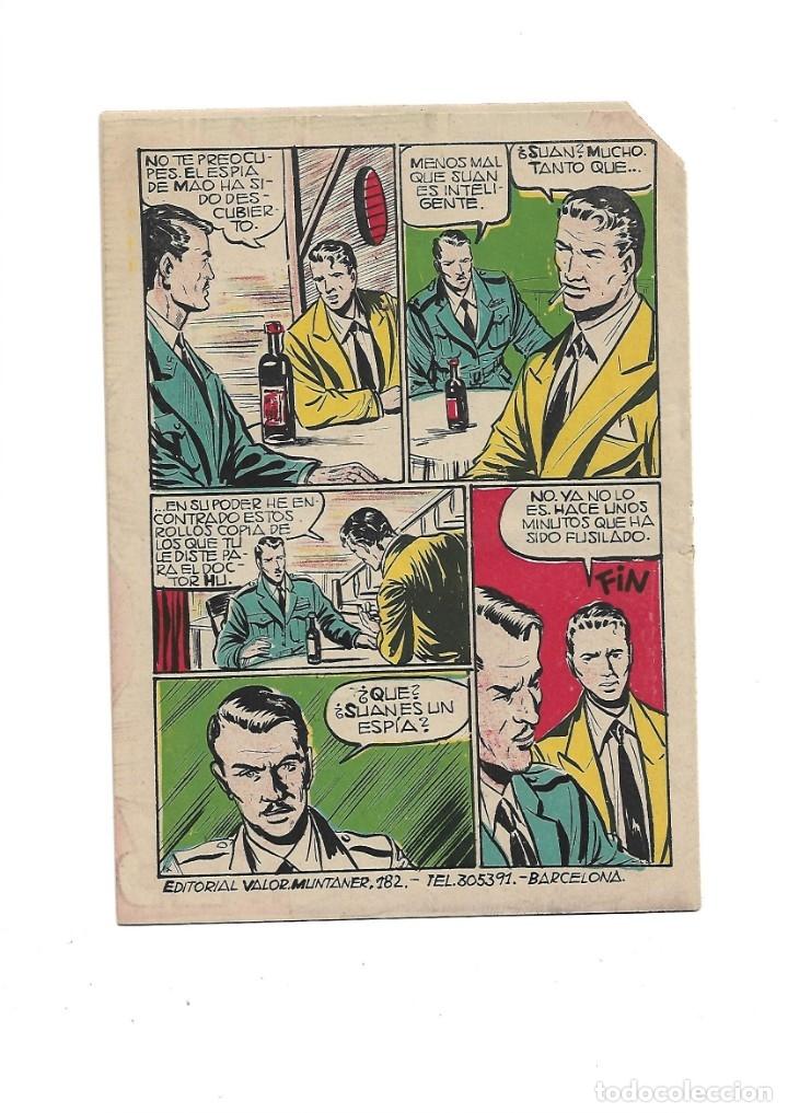 Tebeos: S.C.I. Contraespionaje Americano Año 1954 Colección Completa son 26 Tebeos Originales nunca vista - Foto 47 - 147229250