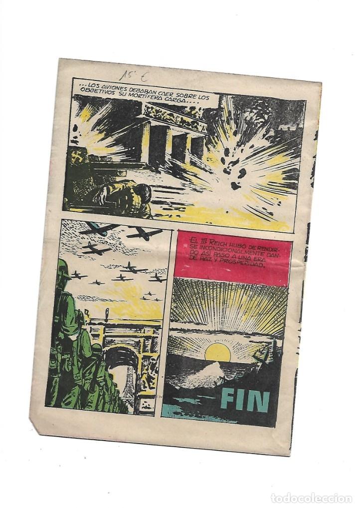 Tebeos: S.C.I. Contraespionaje Americano Año 1954 Colección Completa son 26 Tebeos Originales nunca vista - Foto 51 - 147229250
