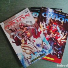 Tebeos: LOTE COMIC ORION. Lote 147276462