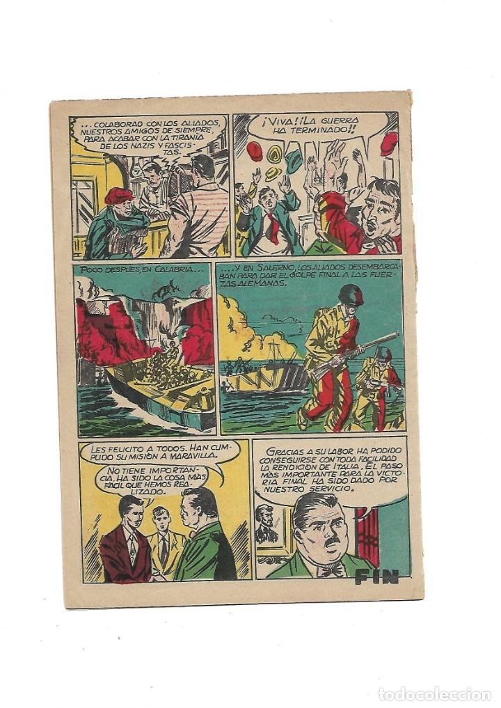 Tebeos: S.C.I. Contraespionaje Americano Año 1954 Colección Completa son 26 Tebeos Originales nunca vista - Foto 53 - 147229250