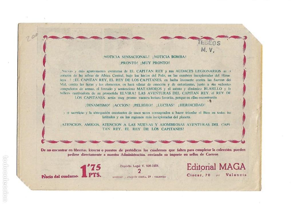 Tebeos: Atletas, Año 1958 Colección Completa son 7 Tebeos Originales hay 4 tebeos sin abrir Dibujos J. Ortiz - Foto 5 - 147317690