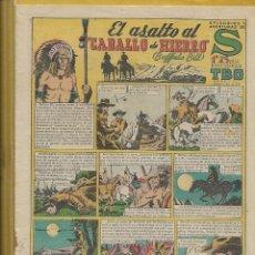 Tebeos: S. EDICIONES TBO AÑO 1947 COLECCIÓN COMPLETA SON 28 TEBEOS ORIGINALES ESTAN MUY NUEVOS SON DIFICILES. Lote 147386850