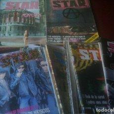 Tebeos: COMIC UNDERGROUND LOTE 28 EJEMPLARES STAR -COMIX Y PRENSA MARGINAL. Lote 147611578
