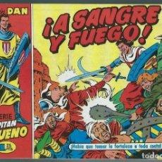 Tebeos: EL CAPITAN TRUENO - EDICION PARA EL PERIODICO - 32 FASCICULOS FACSIMILES - EN BUEN ESTADO. Lote 147721402