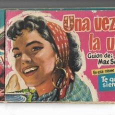 Tebeos: CUADERNOS TU Y YO, AÑO 1958 COLECCIÓN COMPLETA SON 4. TEBEOS ORIGINALES GESTIÓN EDITORIAL, S. A.. Lote 147919862
