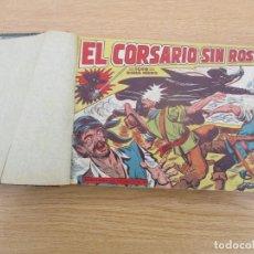 Tebeos: EL CORSARIO SIN ROSTRO. ORIGINAL, COMPLETA Y ENCUADERNADA.. Lote 147988398