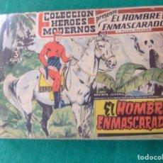 Tebeos: EL HOMBRE ENMASCARADO SERIE 0 COMPLETA EDITORIAL DOLAR. Lote 147991154