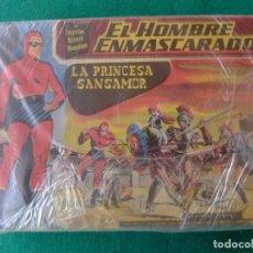 Tebeos: EL HOMBRE ENMASCARADO COLECCION COMPLETA EDITORIAL DOLAR. Lote 147991398