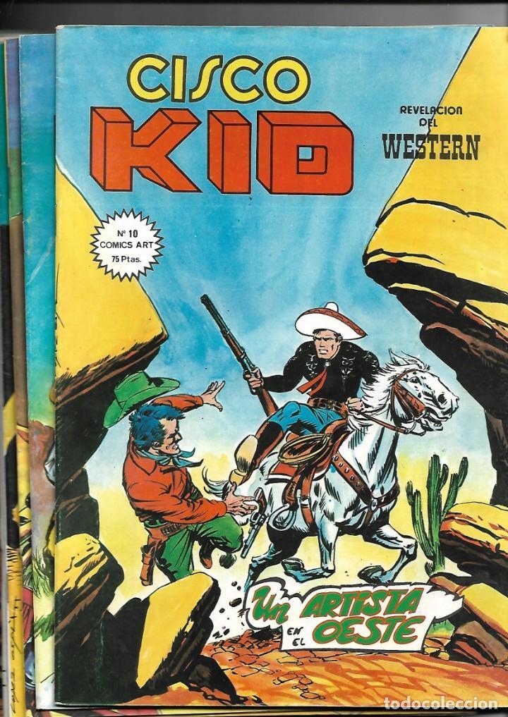 Tebeos: Cisco Kid, Revelación del Western Año 1979 Colección Completa son 22 Tebeos Originales muy nuevos - Foto 2 - 148602602
