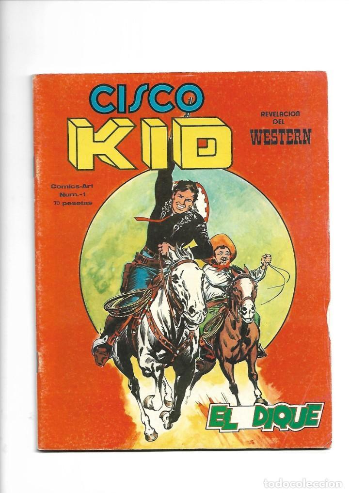 Tebeos: Cisco Kid, Revelación del Western Año 1979 Colección Completa son 22 Tebeos Originales muy nuevos - Foto 3 - 148602602
