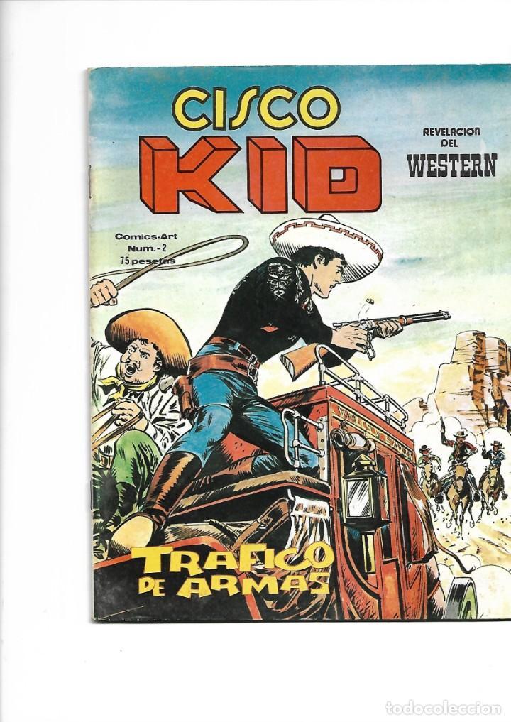 Tebeos: Cisco Kid, Revelación del Western Año 1979 Colección Completa son 22 Tebeos Originales muy nuevos - Foto 5 - 148602602