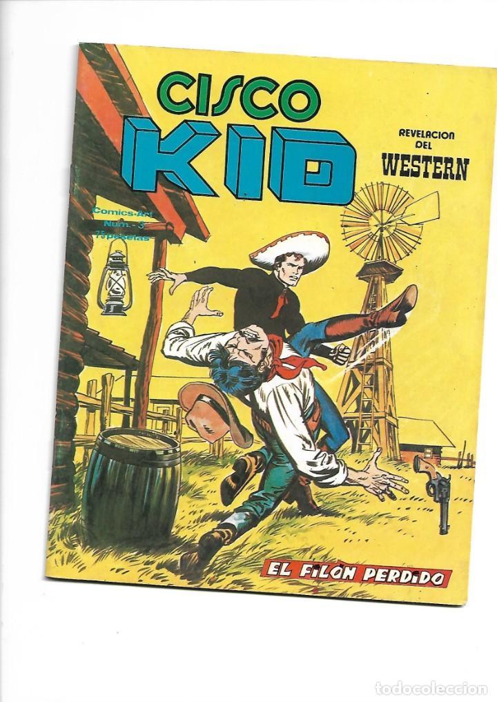 Tebeos: Cisco Kid, Revelación del Western Año 1979 Colección Completa son 22 Tebeos Originales muy nuevos - Foto 6 - 148602602