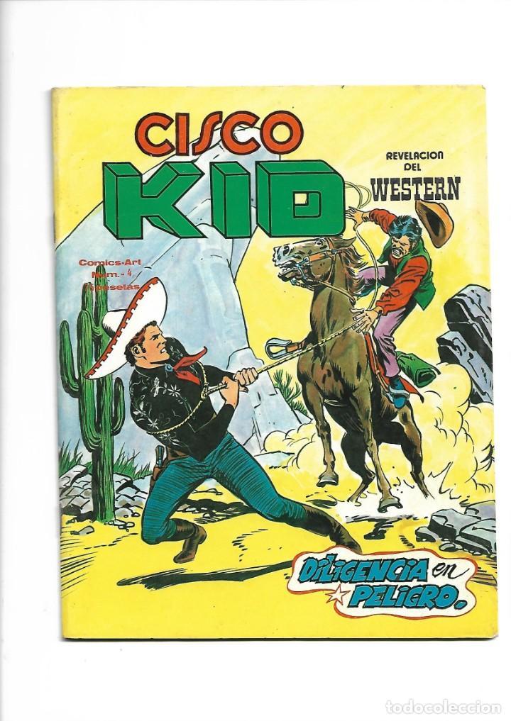 Tebeos: Cisco Kid, Revelación del Western Año 1979 Colección Completa son 22 Tebeos Originales muy nuevos - Foto 7 - 148602602