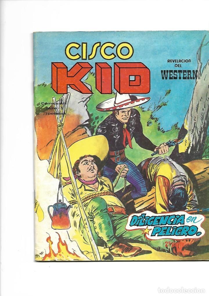 Tebeos: Cisco Kid, Revelación del Western Año 1979 Colección Completa son 22 Tebeos Originales muy nuevos - Foto 8 - 148602602