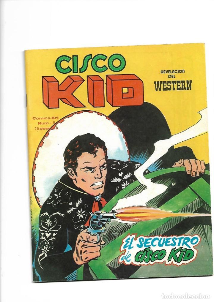 Tebeos: Cisco Kid, Revelación del Western Año 1979 Colección Completa son 22 Tebeos Originales muy nuevos - Foto 9 - 148602602