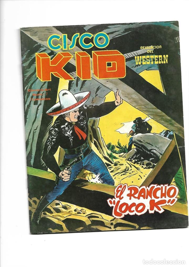 Tebeos: Cisco Kid, Revelación del Western Año 1979 Colección Completa son 22 Tebeos Originales muy nuevos - Foto 10 - 148602602