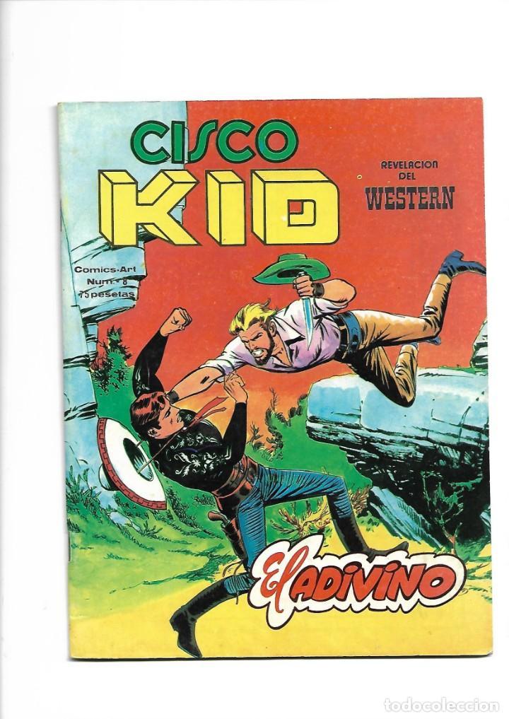 Tebeos: Cisco Kid, Revelación del Western Año 1979 Colección Completa son 22 Tebeos Originales muy nuevos - Foto 11 - 148602602