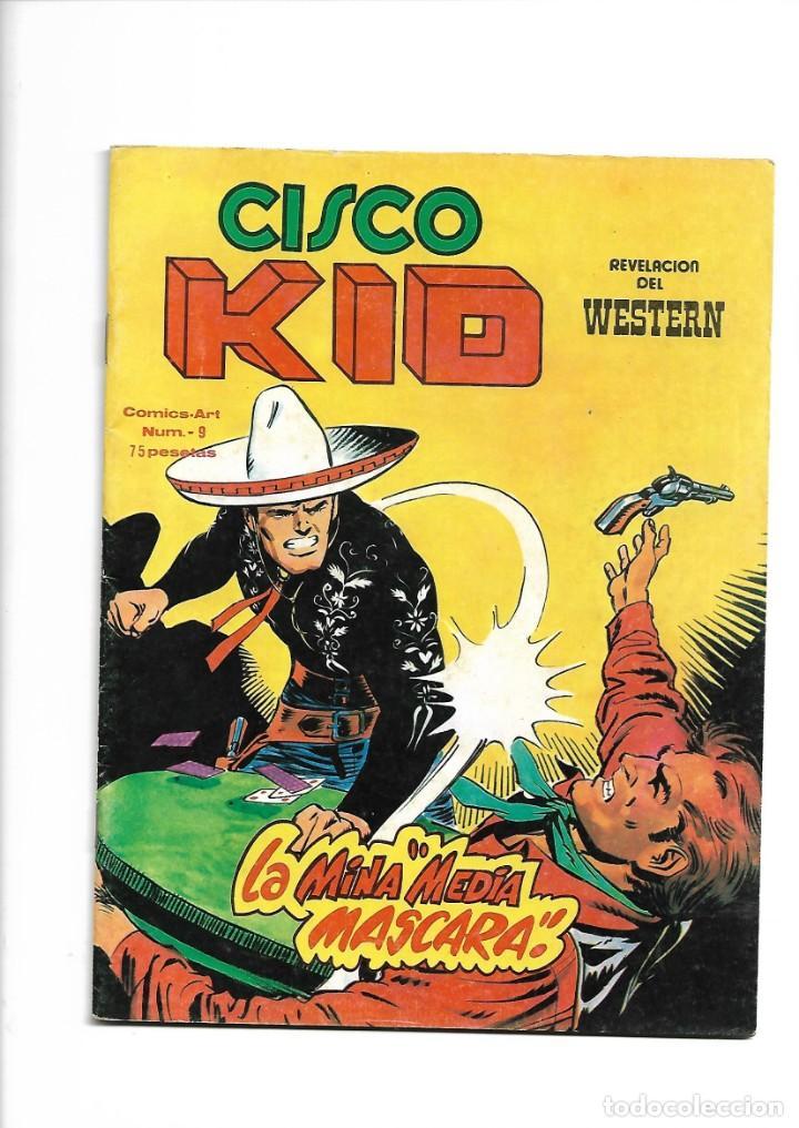 Tebeos: Cisco Kid, Revelación del Western Año 1979 Colección Completa son 22 Tebeos Originales muy nuevos - Foto 12 - 148602602