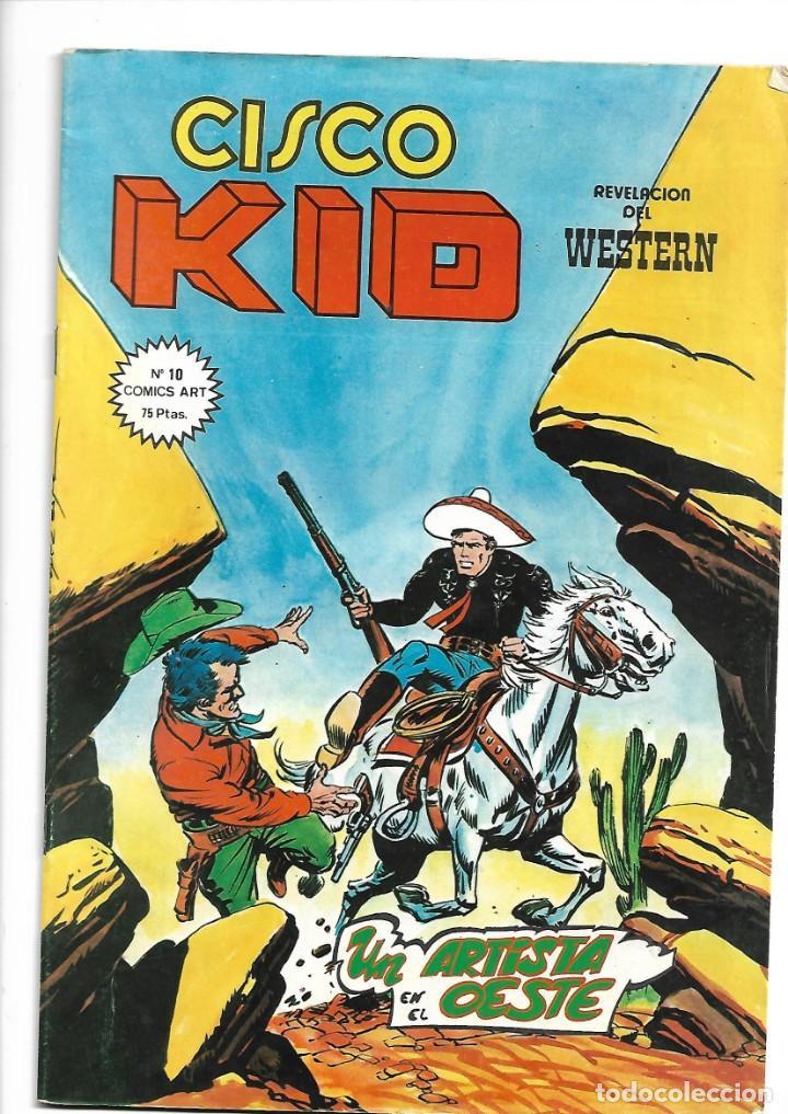 Tebeos: Cisco Kid, Revelación del Western Año 1979 Colección Completa son 22 Tebeos Originales muy nuevos - Foto 13 - 148602602
