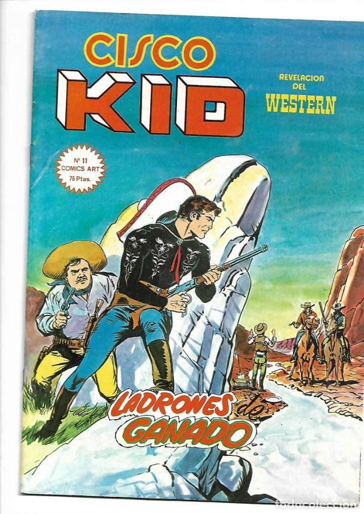 Tebeos: Cisco Kid, Revelación del Western Año 1979 Colección Completa son 22 Tebeos Originales muy nuevos - Foto 14 - 148602602