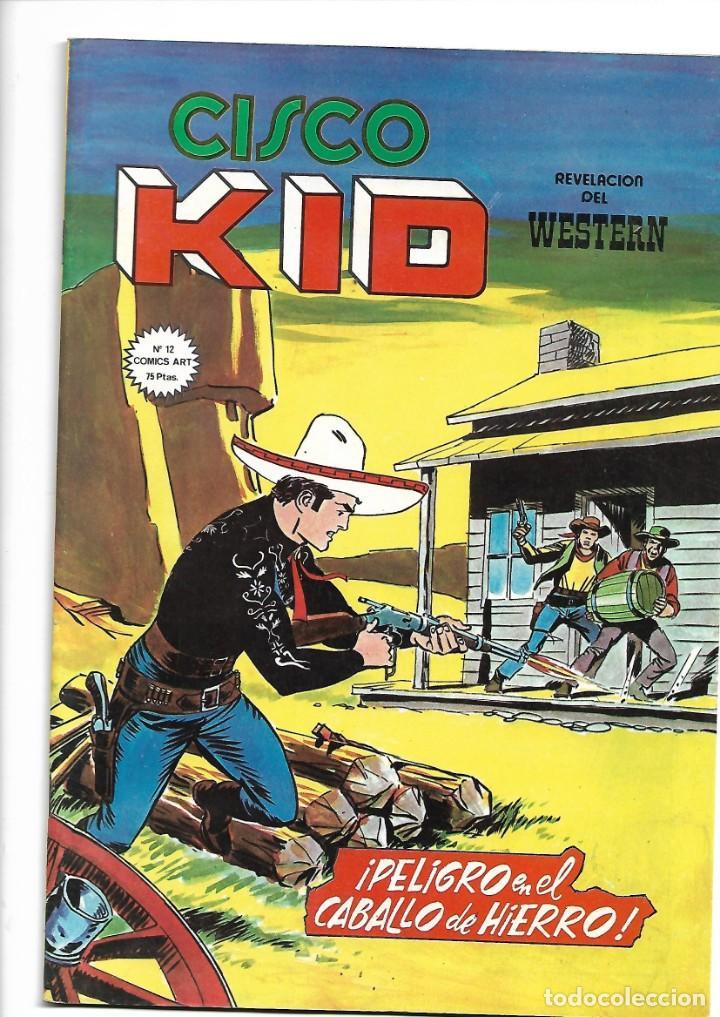 Tebeos: Cisco Kid, Revelación del Western Año 1979 Colección Completa son 22 Tebeos Originales muy nuevos - Foto 15 - 148602602