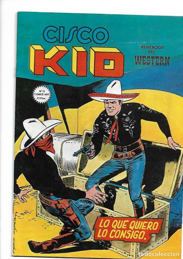 Tebeos: Cisco Kid, Revelación del Western Año 1979 Colección Completa son 22 Tebeos Originales muy nuevos - Foto 16 - 148602602