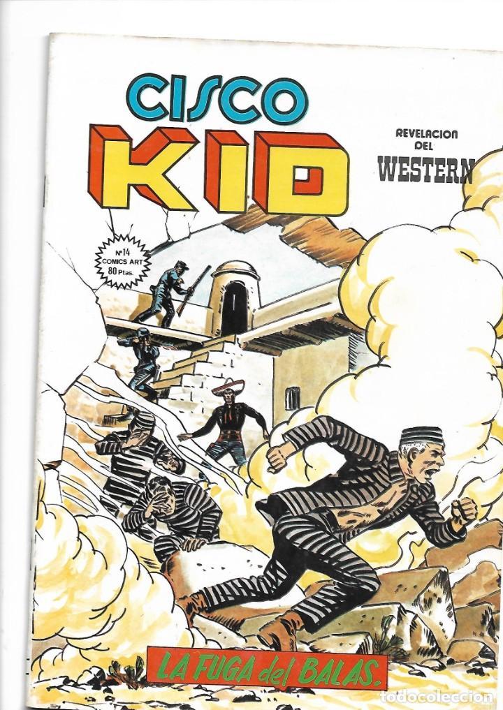 Tebeos: Cisco Kid, Revelación del Western Año 1979 Colección Completa son 22 Tebeos Originales muy nuevos - Foto 17 - 148602602