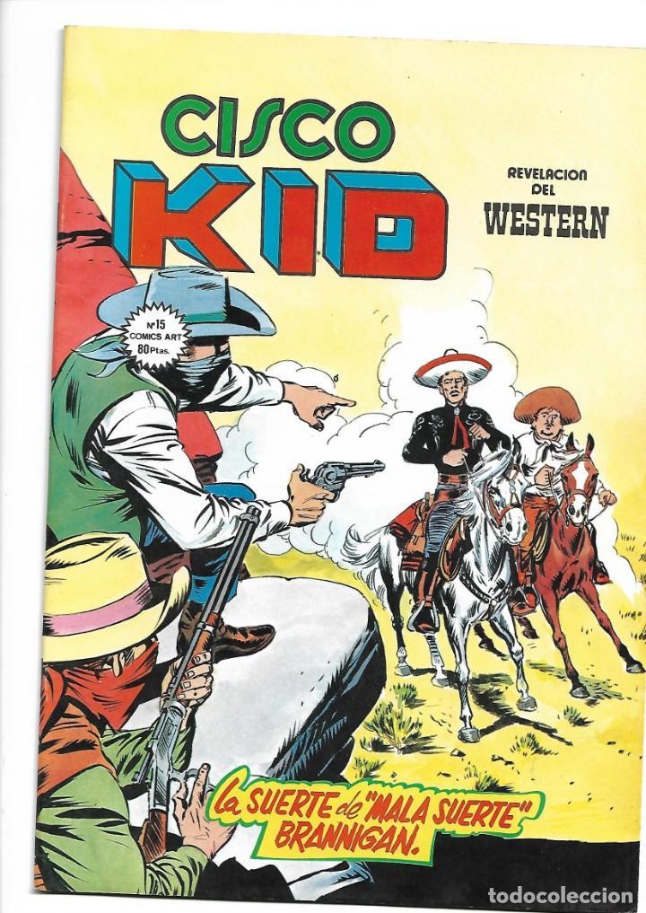 Tebeos: Cisco Kid, Revelación del Western Año 1979 Colección Completa son 22 Tebeos Originales muy nuevos - Foto 18 - 148602602