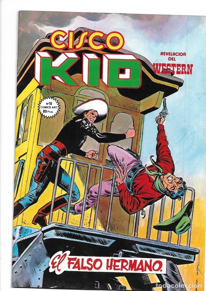 Tebeos: Cisco Kid, Revelación del Western Año 1979 Colección Completa son 22 Tebeos Originales muy nuevos - Foto 19 - 148602602
