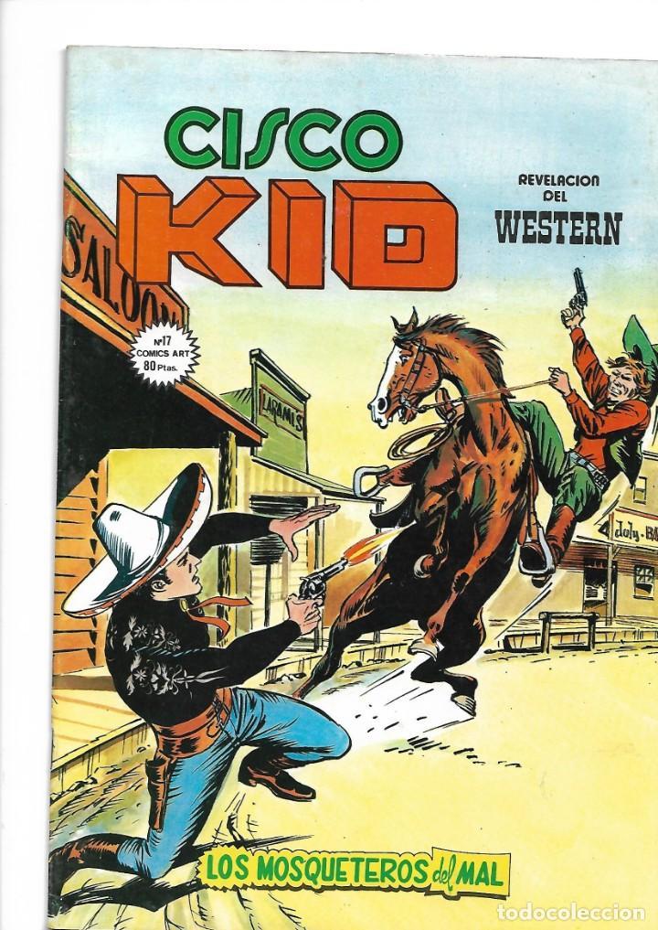 Tebeos: Cisco Kid, Revelación del Western Año 1979 Colección Completa son 22 Tebeos Originales muy nuevos - Foto 20 - 148602602