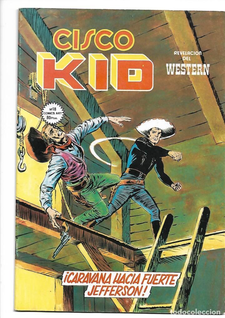 Tebeos: Cisco Kid, Revelación del Western Año 1979 Colección Completa son 22 Tebeos Originales muy nuevos - Foto 21 - 148602602