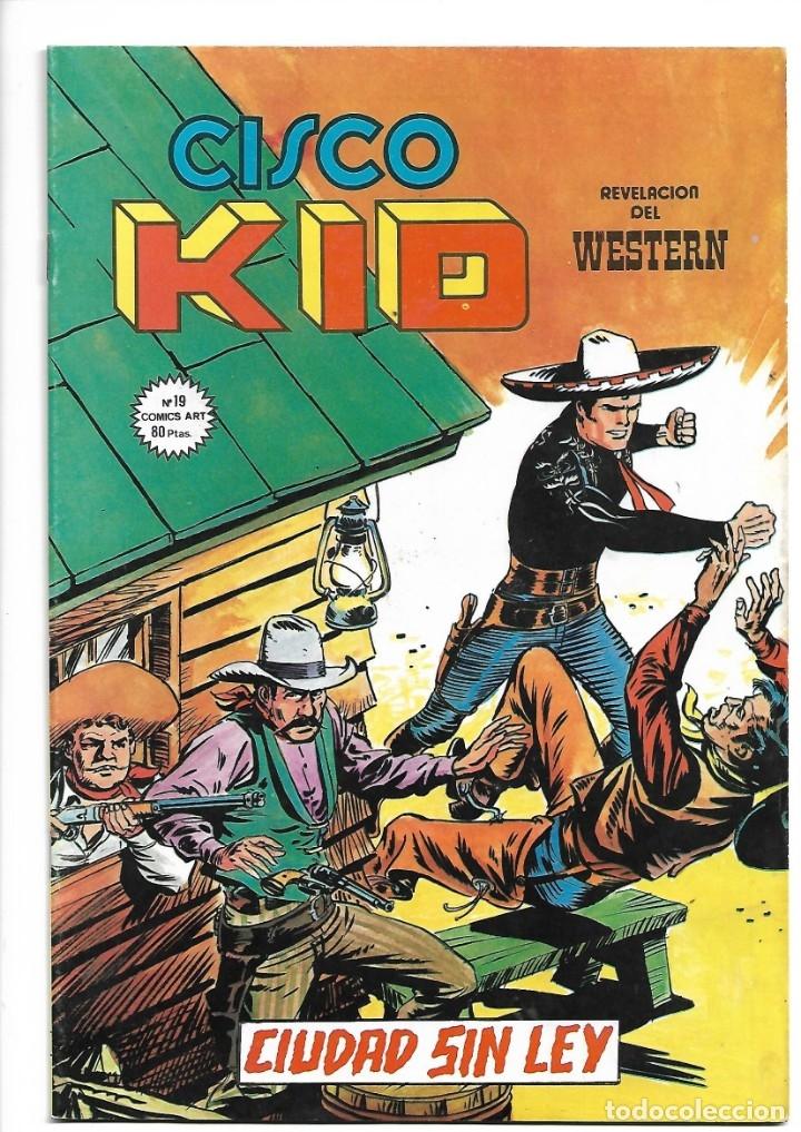 Tebeos: Cisco Kid, Revelación del Western Año 1979 Colección Completa son 22 Tebeos Originales muy nuevos - Foto 22 - 148602602