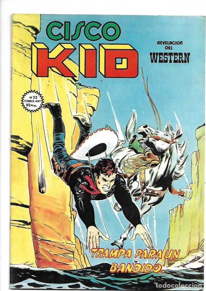 Tebeos: Cisco Kid, Revelación del Western Año 1979 Colección Completa son 22 Tebeos Originales muy nuevos - Foto 25 - 148602602