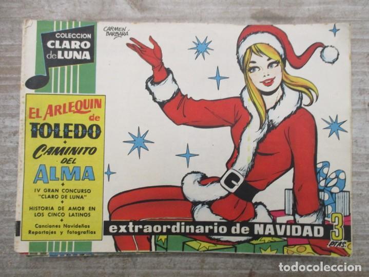 Tebeos: EXCEPCIONAL LOTE CLARO DE LUNA - 120 EJEMPLARES + 8 EXTRAS TAMBIÉN SUELTOS - Foto 8 - 148822838