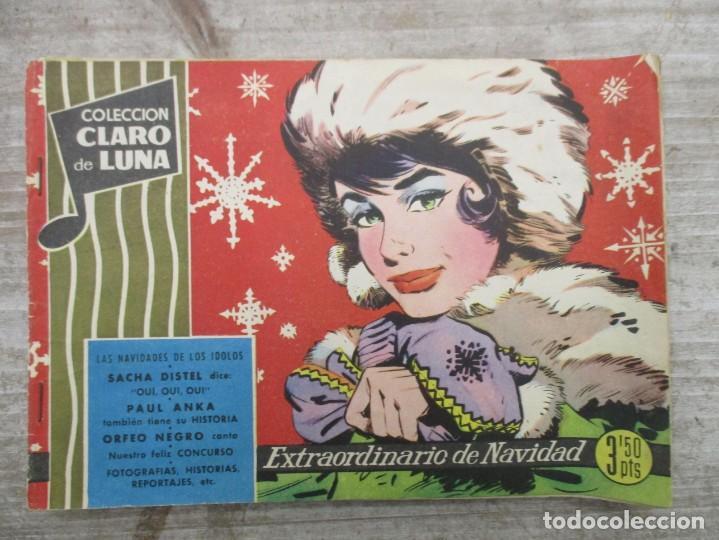 Tebeos: EXCEPCIONAL LOTE CLARO DE LUNA - 120 EJEMPLARES + 8 EXTRAS TAMBIÉN SUELTOS - Foto 9 - 148822838