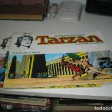 Tebeos: TARZAN COLECCION COMPLETA DE 8 EJEMPLARES. Lote 150738090