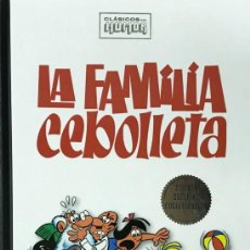 Tebeos: LA FAMILIA CEBOLLETA. Lote 151218250