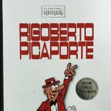 Tebeos: RIGOBERTO PICAPORTE. Lote 151221330