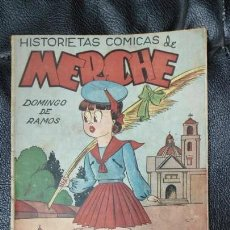 Tebeos: HISTORIETAS COMICAS DE MERCHE PARA NIÑAS DOMINGO DE RAMOS. Lote 151271118