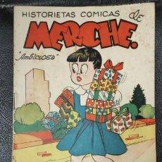 Tebeos: HISTORIETAS COMICAS DE MERCHE PARA NIÑAS AMBICIOSA. Lote 151275614