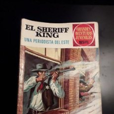 Tebeos: LOTE 123: RESTO COLECCIÓN EL SHERIFF KING, SUPER NOVA Y ROLDAN SIN MIEDO (20 NÚMEROS!). Lote 151426966