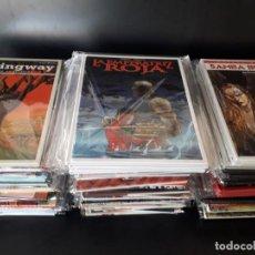 Tebeos: LOTE 156: COMICS Y TEBEOS TAPA DURA, EDITORIAL GLÉNAT! 64 NÚMEROS!!. Lote 151597942