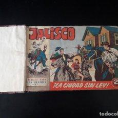 Tebeos: LOTE 158:COLECCIÓN COMPLETA ENCUADERNADA ORIGINAL JALISCO! 20/20. Lote 151599898